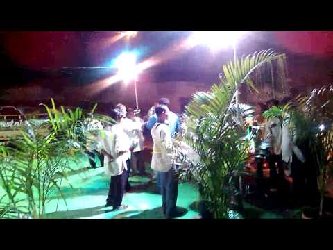 PARESH LOKHANDE Saxophone artist at own group @ gondia