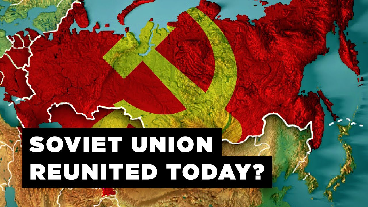 What we did in the USSR and not in Russia