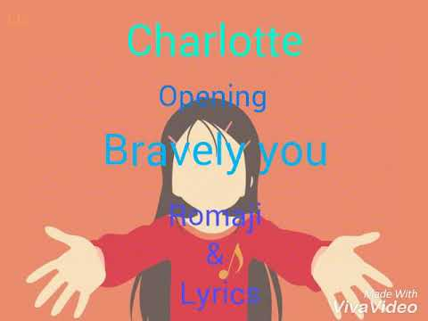 Charlotte Opening-Romaji & English lyrics