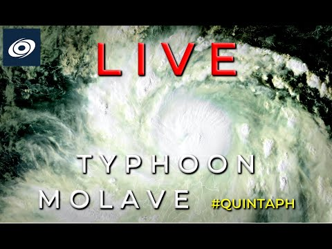 Typhoon Molave (#QuintaPH)
