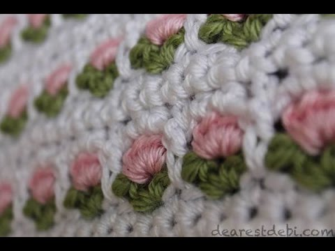 Window Flower Stitch Youtube