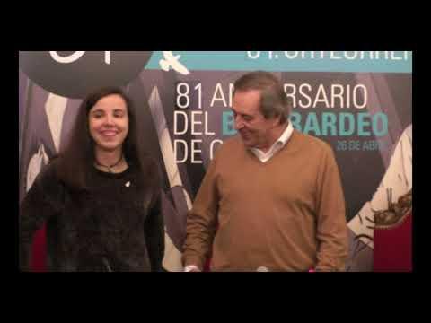 Olatz Arrizabalagari harrera egin dio Udalak
