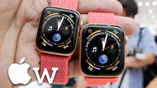Apple Watch Series 4 Hands On