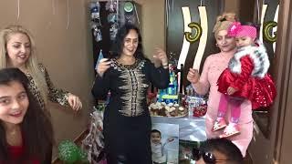Gunay Dogum Gunu 2 yaş  Klip 2019