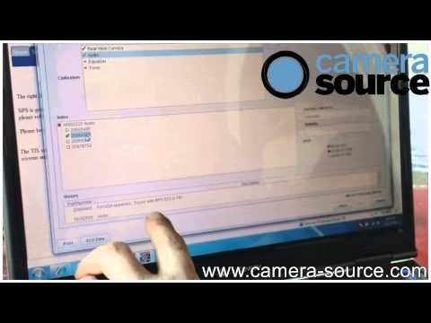 Program GM navigation system for rear view backup camera