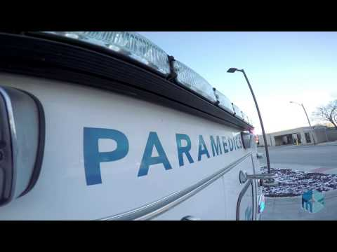 A Look Inside the New Mary Greeley Ambulance Garage