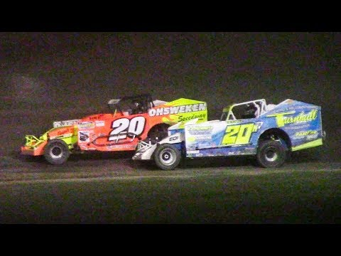 Topless Sportsman Modified Feature | Genesee Speedway | 9-16-18