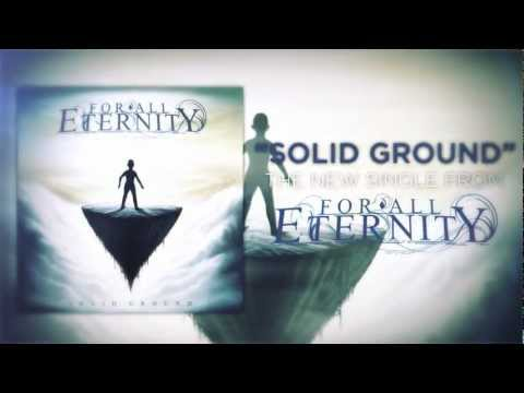 For All Eternity - 'Solid Ground' (Official Lyric Video)
