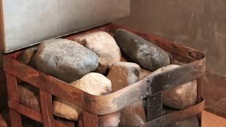 САМООБОРОНА КИРПИЧОМ в деревенской бане! Реконструкция бани. 🔥💦Часть 6.