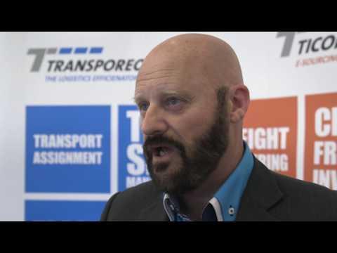 David Williamson, Transporeon Group - Interview