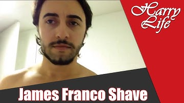 James Franco Beard Tutorial