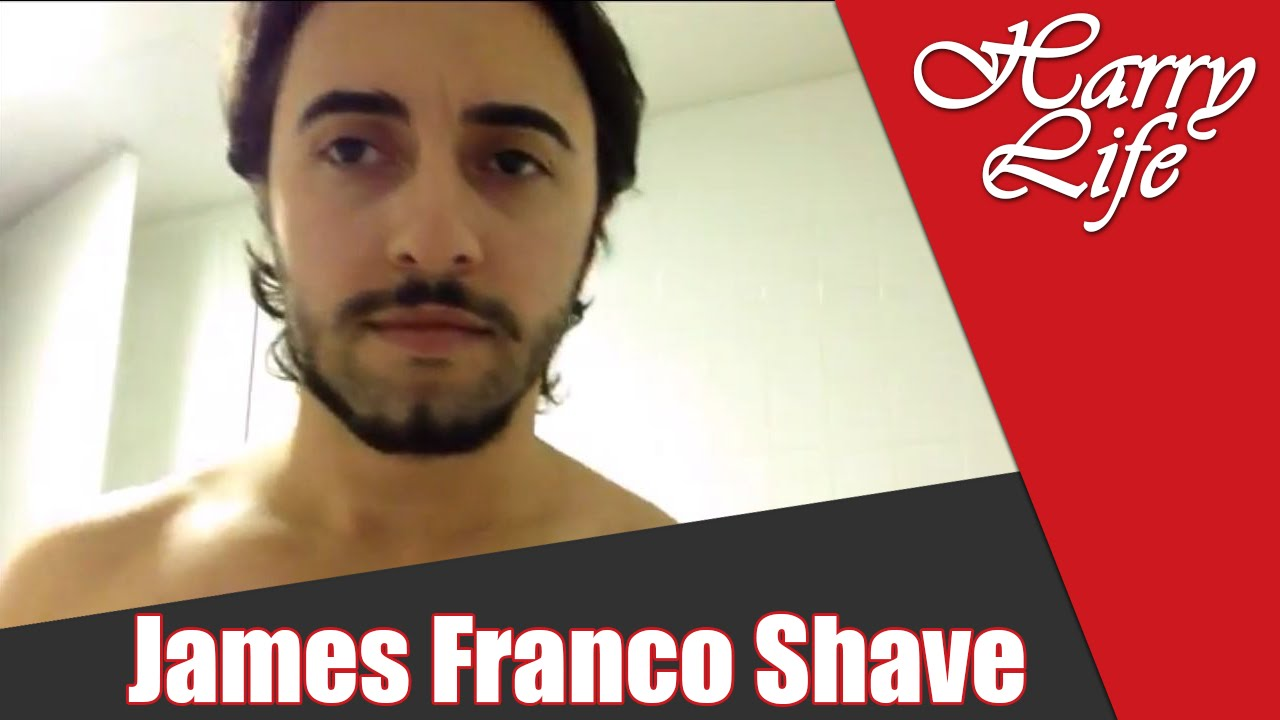 James Franco Beard Tutorial Youtube