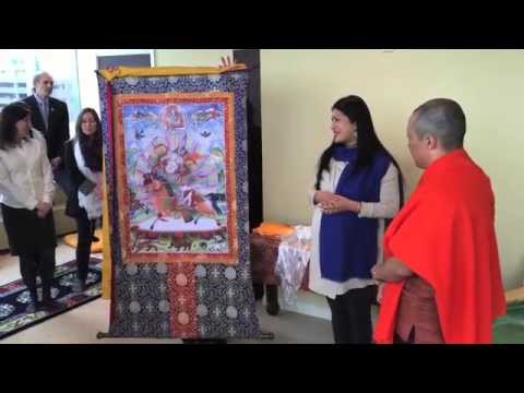 Kalapa Centre Halifax opening blessing from YouTube · Duration:  1 minutes 53 seconds