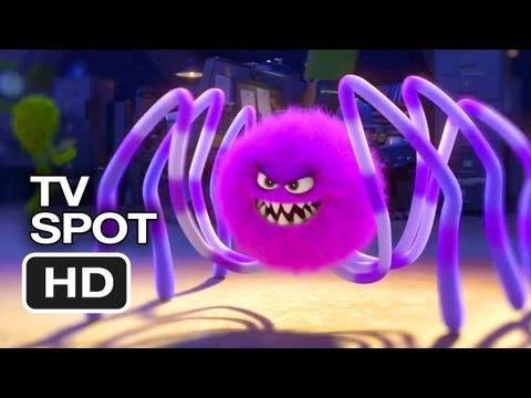 Monsters University Official TV Spot - Message From The Dean (2013) - Pixar Prequel HD
