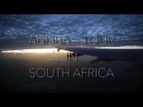 ALIKIBA South Africa Tour : Arrival in South Africa