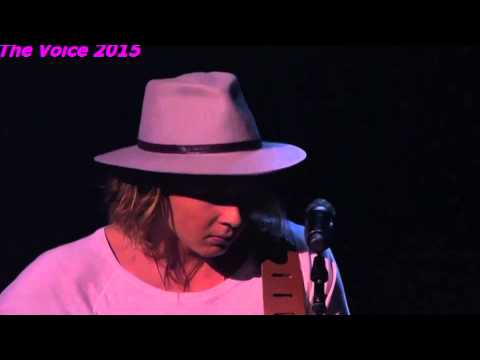 The Voice 2015 - Nathan Hawes Sings Only Love - The Voice Australia