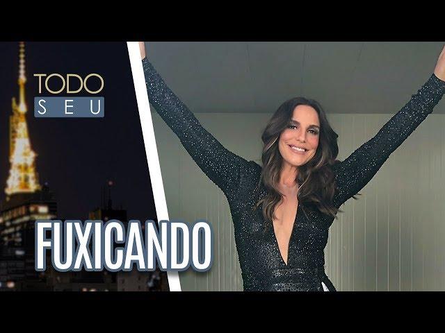 Ivete Sangalo atuará em filme de comédia | Fuxicando - Todo Seu (19/07/18)