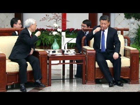Quốc hội họp khẩn luận tội Nguyễn Phú Trọng bán nước sau chuyến đi Bắc Kinh