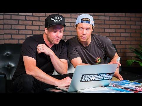 Travis Rice Explains the Cameras Used to Film The Fourth Phase : Eddie's Wall Season 2