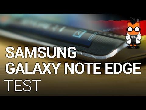 Samsung Galaxy Note Edge im ausführlichen Test [DEUTSCH]