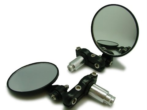 Install Amp Review Ebay Sv650 Motorcycle Bar End Mirrors