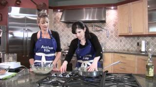 Autism Mothers TV w/ Julie Matthews: Episode 5 -
