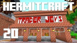 Hermitcraft 7 - Ep. 20: TRADER JEV'S! (Minecraft 1.15.2) | iJevin