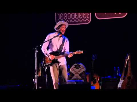 Ben Harper - (Sittin on) The Dock of the Bay, Aotea Centre, Auckland, 5 November 2012