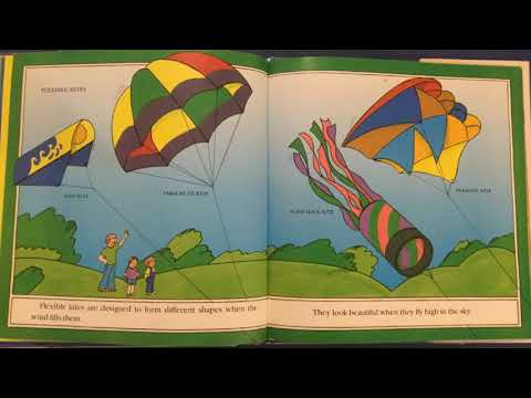 Catch The Wind, All About Kites by Gail Gibbons