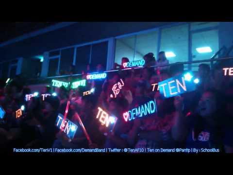 TenFC AF10 Final Round : สแตนด์เท็น