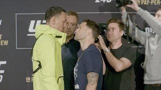 UFC 240: Media Day Faceoffs