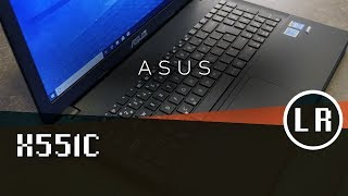 aSUS X551CA Review