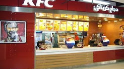 My Ultimate love  In Dubai is  KFC Mighty Zinger