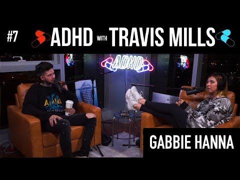 Gabbie Hanna & the Monster meme | ADHD w/ Travis Mills #7