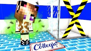 Anna Non Si Fa La Doccia Nel Collegio - Scuola Di Minecraft 26