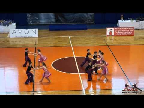 Athens DanceSport Open 2013: Show: Dance Club Phoenix