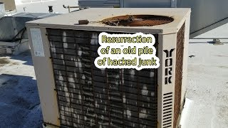 Property management induced resurrection of a hacked turd!