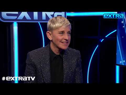 LOL! Ellen DeGeneres Continues to Express Love for 'Husband Mark' After Golden Globes