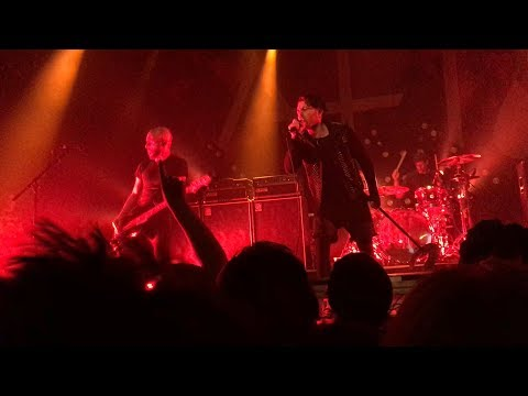 AFI: Anxious (live premiere) - 6/20/17 - House of Blues - Cleveland, OH
