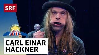Der alte Schwede Carl Einar Häckner