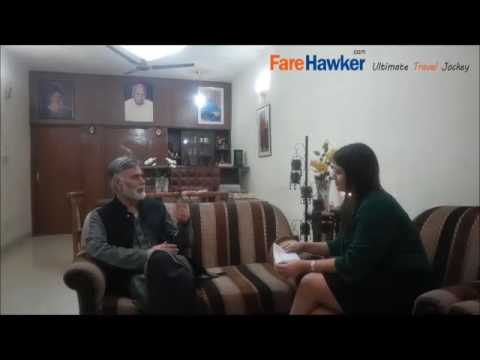 Neeraja Bhanot Brother Interview by Ultimate Travel Jockey from FareHawker