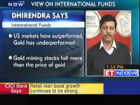 Dhirendras view on international funds