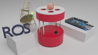 Create a Restaurant Robot,  Ep1 - Introduction | #ROS Projects