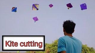 How to cut others Kite !! दूसरों की पतंग कैसे काटे !!