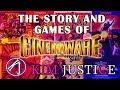 The Story and Games of Cinemaware - Kim Justice