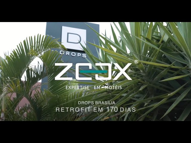 Drops Brasília - Retrofit em 170 dias