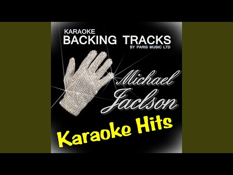 I Can't Help It (Originally Performed By Michael Jackson) (Karaoke Version)