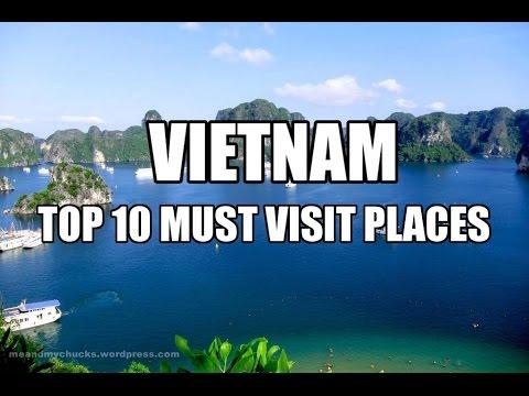 Top 10 Must Visit Places In Vietnam | Vietnam | The Best Travel Places