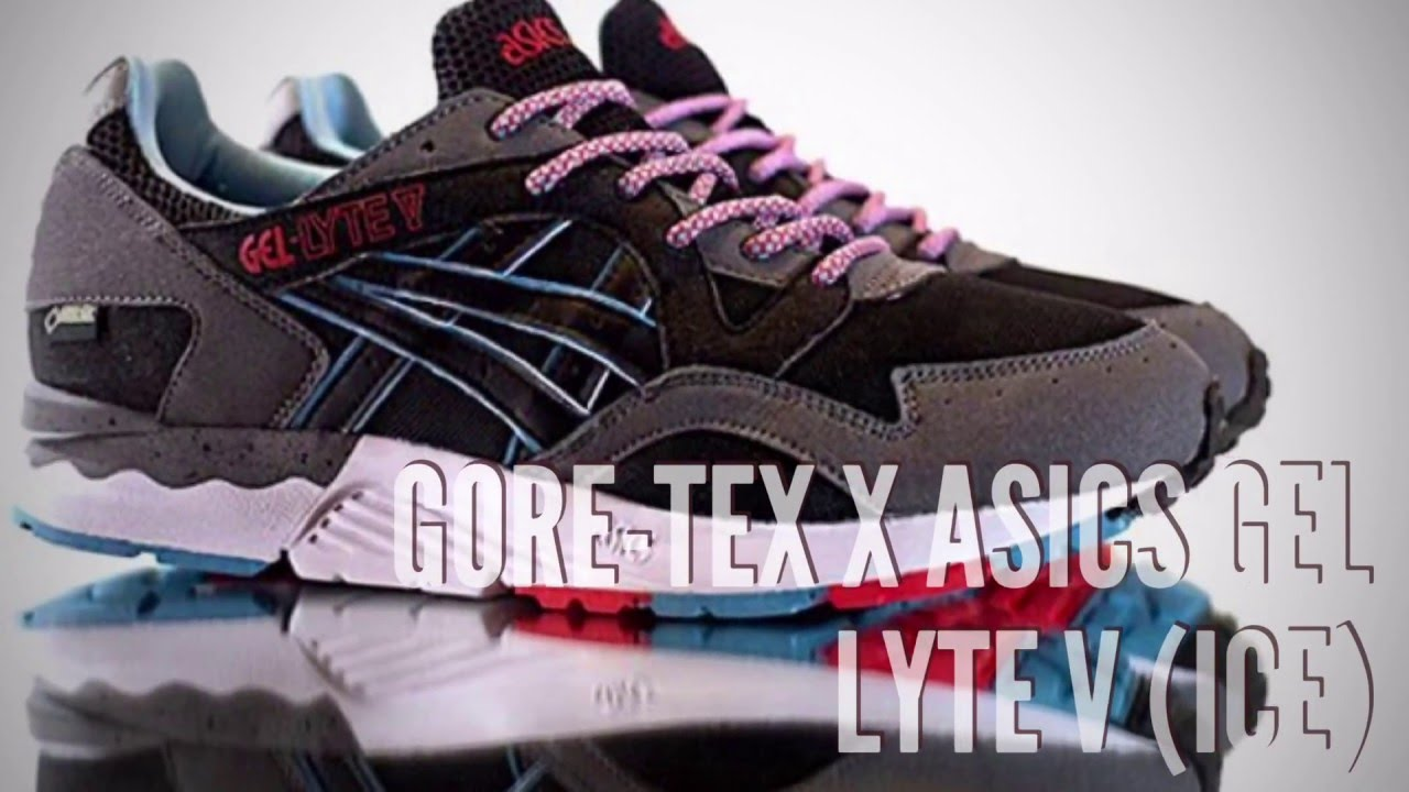 asics gel lyte v ice