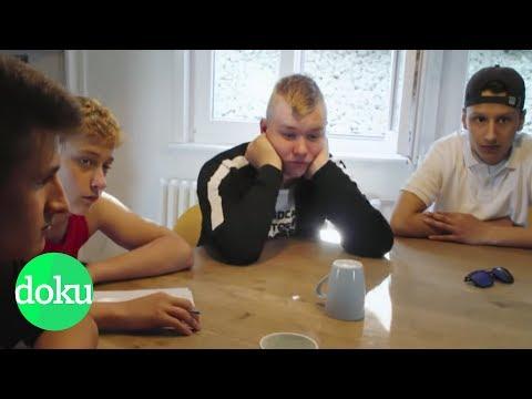 Schulschwänzer und Sozialarbeiter - Das Leben auf die Reihe kriegen   WDR Doku